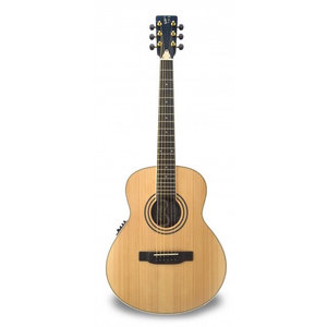 APC JB200 PSI Electro-Acoustic Guitar, Mini Jumbo, Solid Spruce Top, Rosewood Back