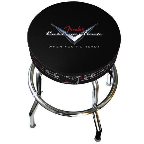 Fender Clothing & Collectibles Fender Custom Shop Bar Stool, 30""