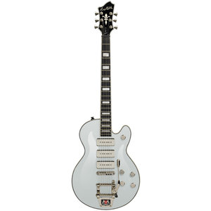 Hagstrom Tremar Super Swede P90, White