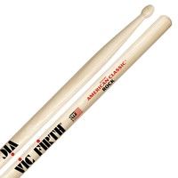 Vic Firth American Classic Hickory Drumstick, Wood Tip, Rock