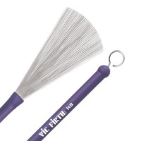 Vic Firth Heritage Brush Rubber Handle