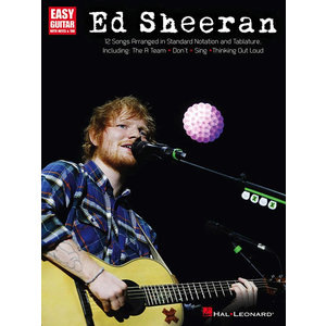 Ed Sheeran for Easy Guitar