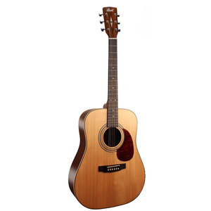 Cort Earth 70 Open Pore Dreadnought, Solid Sitka Spruce Top, Mahogany Back