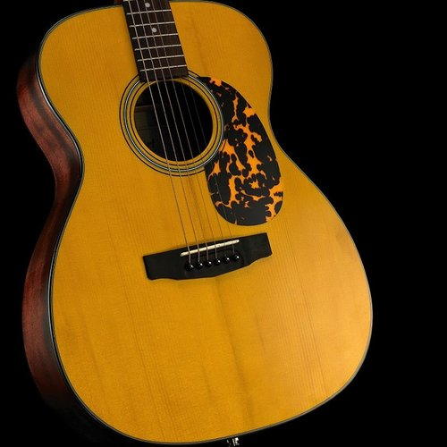 Cort Cort Luce L300 OM Guitar, Solid Adirondack Spruce Top, Mahogany Back, Sonically Enhanced UV Finish