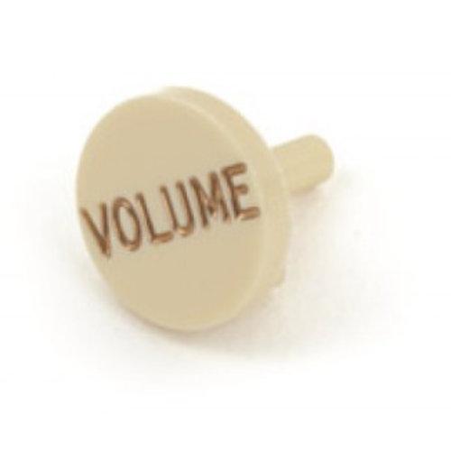 Fender Accessories Fender Stratocaster S-1 Switch Knob Caps, Aged White