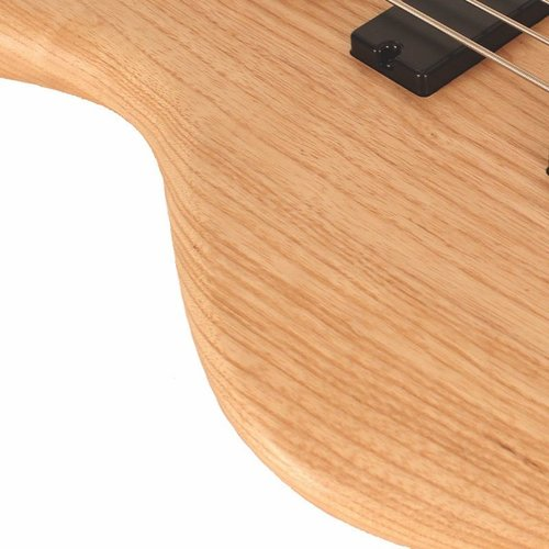 Cort Cort Action Deluxe Bass, Open Pore Natural