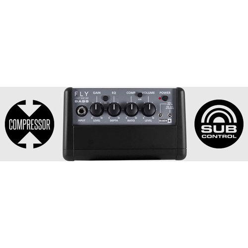 Blackstar Blackstar Fly 3 Bass 3W Battery Powerable Bass Amp Combo