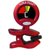 Snark ST2 Clip On Tuner, Super Tight, Red