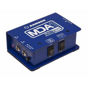 Samson S-MAX MDA1 Mono Active DI Box