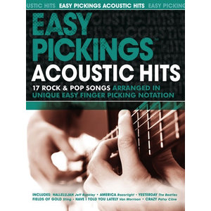 Easy Pickings: Acoustic Hits