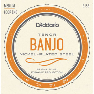 D'Addario Tenor Banjo String Set