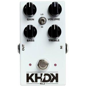 KHDK No. 2 Clean Boost Pedal