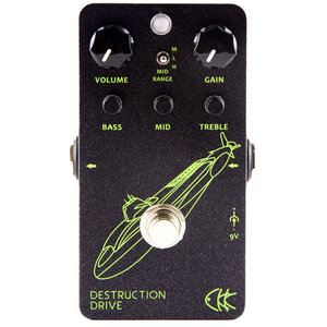 CKK Destruction Drive Pedal