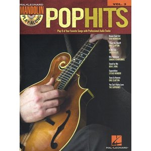 Mandolin Play-Along Volume 3: Pop Hits
