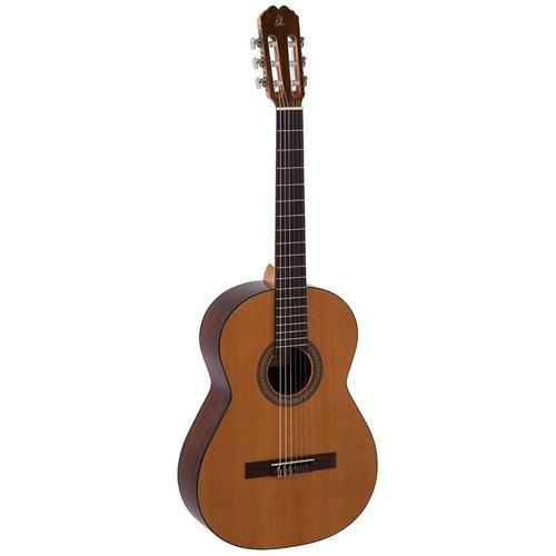 Admira Admira Malaga Classical Guitar, Solid Cedar Top, Sapelli Back
