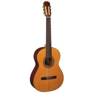 Admira Almeria Classical Guitar, Pine Top, Sapelli Back
