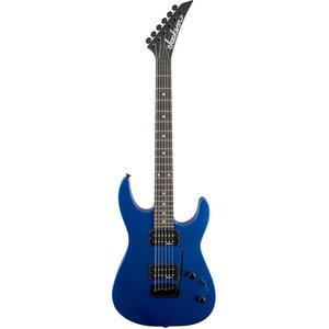Jackson JS Series Dinky JS11, Metallic Blue