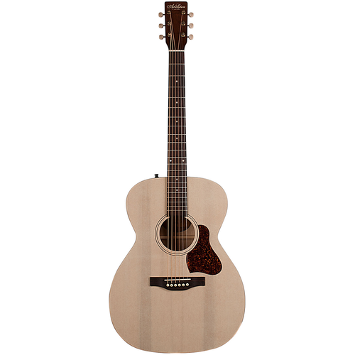 Art & Lutherie Art & Lutherie Legacy Concert Hall Electro-Acoustic, Solid Spruce Top, Wild Cherry Back, Faded Cream w/ Q1T Pickup