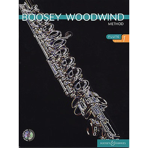 Boosey Woodwind Method: Flute, Book 1