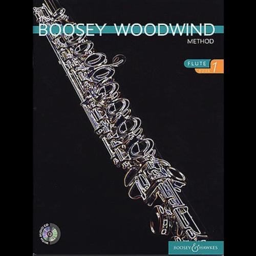 Music Sales Boosey Woodwind Method: Flute, Book 1