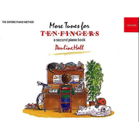 Pauline Hall: More Tunes for Ten Fingers