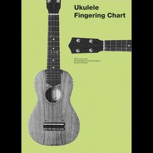Ukulele Fingering Chart