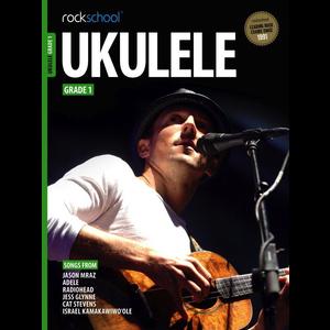 Rockschool Ukulele - Grade 1 (2016+)