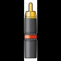 Neutrik NYS373-2 Professional RCA Phono Plug
