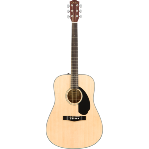 Fender CD-60S Dreadnought, Solid Spruce Top, Mahogany Back, Natural