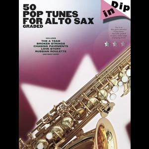 Dip In: 50 Graded Pop Alto Saxophone Solos