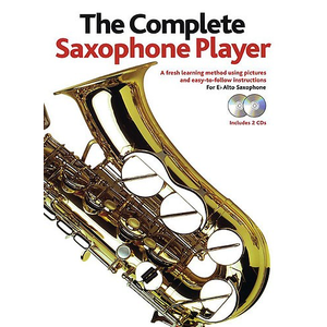 The Complete Saxophone Player - 2006 Edition (Book/2CDs)