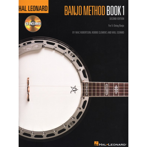 Hal Leonard Banjo Method: Book 1 (Second Edition)