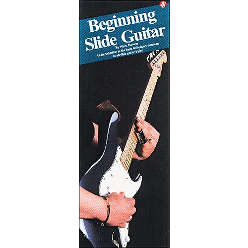 Wise Publications Beginning Slide Guitar