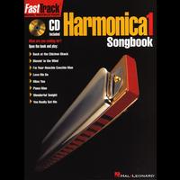 Fast Track Harmonica Songbook - Level 1