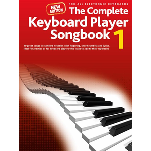 Complete Keyboard Player: New Songbook #1