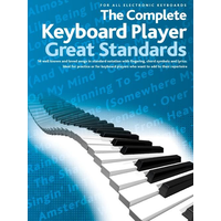 The Complete Keyboard Player: Great Standards