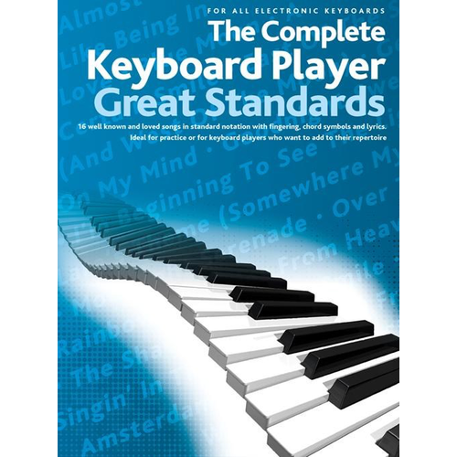 Wise Publications The Complete Keyboard Player: Great Standards
