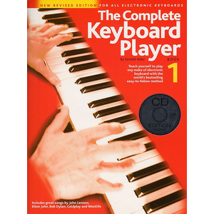 The Complete Keyboard Player: Book 1 With CD (Revised Edition)