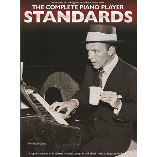 Wise Publications Complete Piano Player: Standards