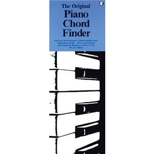 The Original Piano Chord Finder
