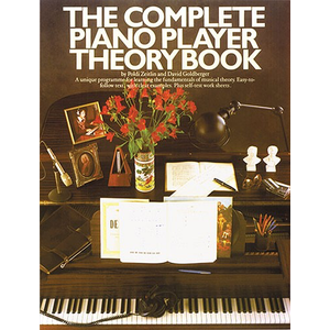 The Complete Piano Player: Theory Book