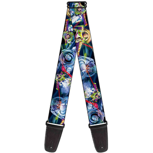 Buckle Down Toy Story Guitar Strap