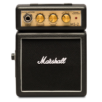 Marshall Micro Amp, Black