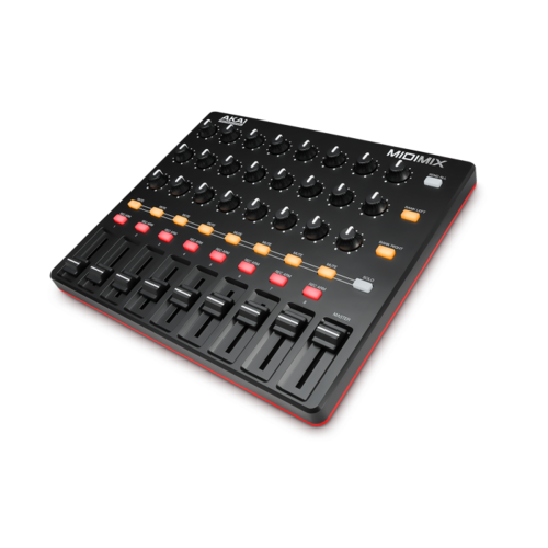 Akai Akai MIDIMix Portable Compact High-Performance Mixer