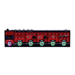 Mooer Red Truck Combined Effects Pedal