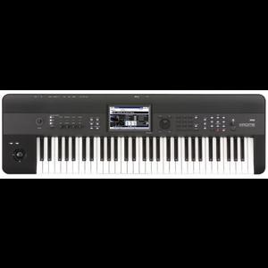 Korg Krome 61 Key Music Workstation, Black