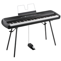 Korg SP-280 Digital Piano, Black