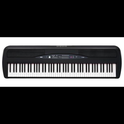 Korg Korg SP-280 Digital Piano, Black