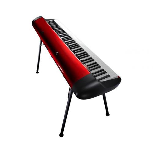 Korg Korg SV-1 88 Key Digital Piano, Metallic Red