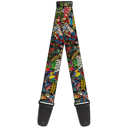 Buckle-Down Buckle Down The Avengers Guitar Strap